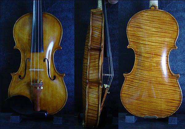 Violinista Nathan Schwartzman